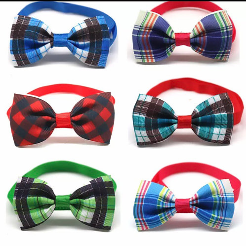 Funky hound Bow ties