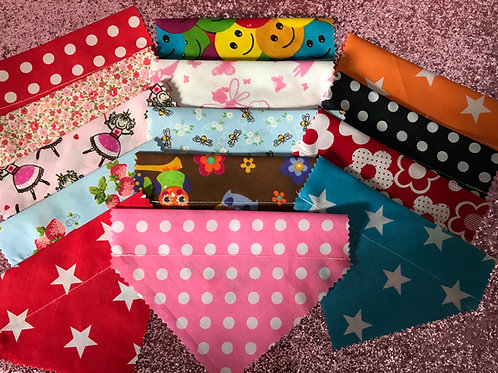 Bargain Basic Collar Bandanas