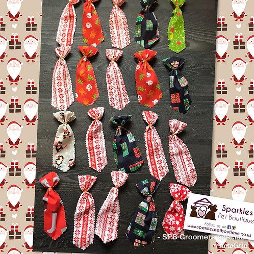 Christmas Neck Ties