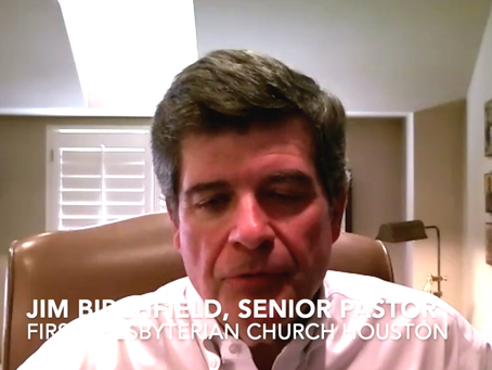 COVID-19: First Presbyterian Church Houston is Going Back to the Basic's During this Season