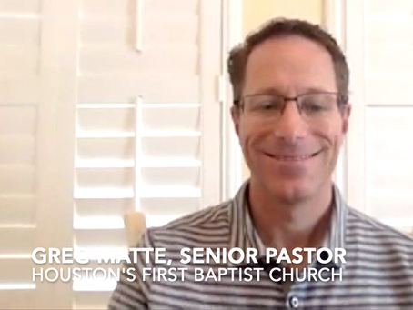 COVID-19: Five Questions Houston's First Baptist Church is Addressing