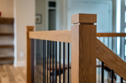 Shuswap Hand Railings