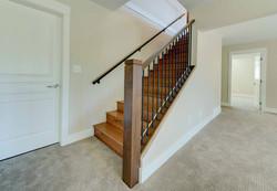 Custom railings & staircase