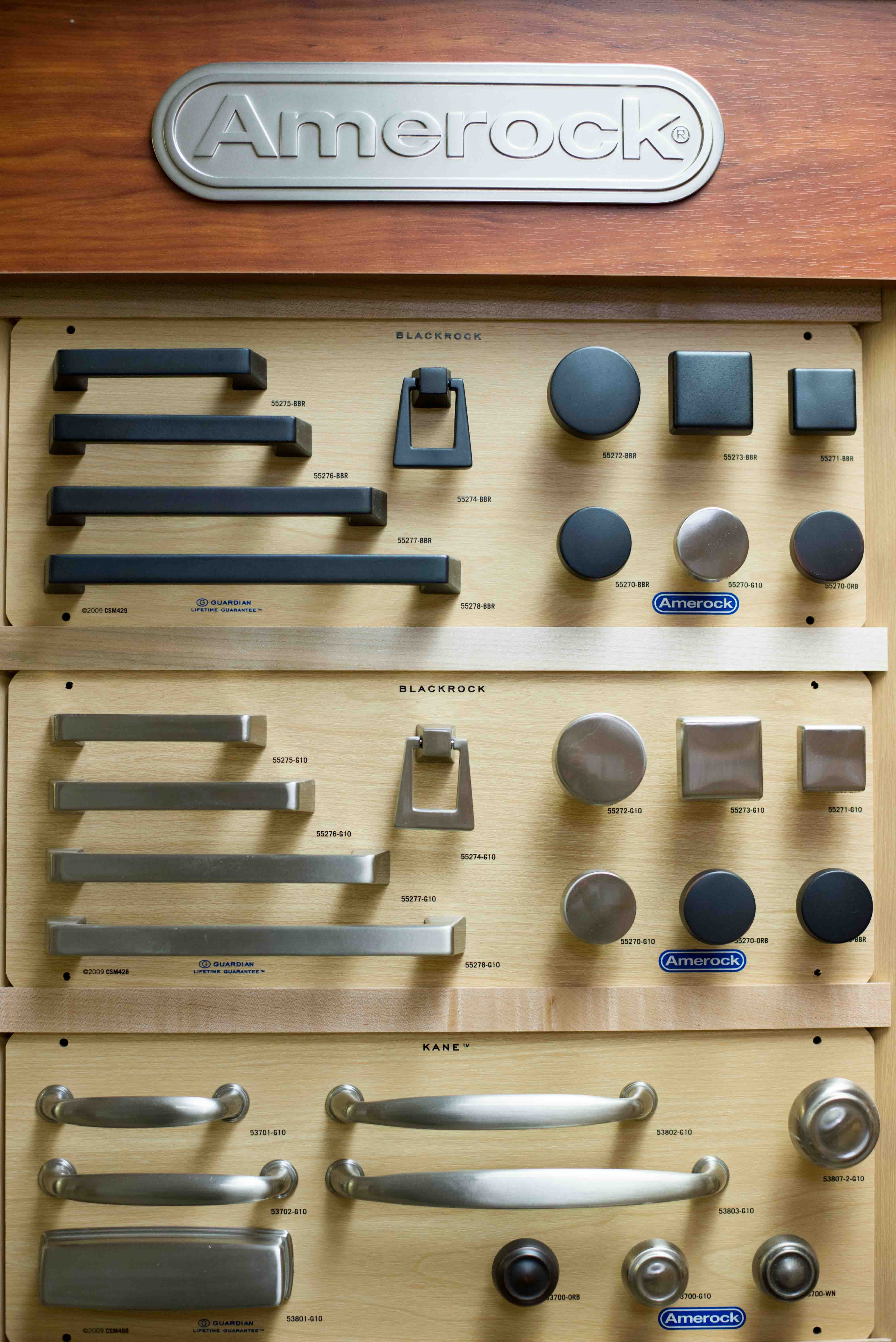 Door Knobs, Kitchen & Bathroom pulls
