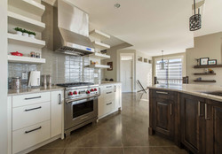 Cloud white wall cabinets