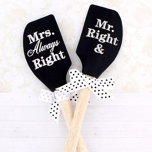 wedding bridal shower gift idea spatula