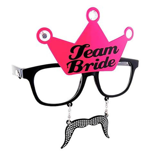 photo booth prop team bride glasses i do boutique cypress