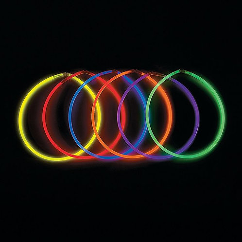 wedding glow sticks exit props