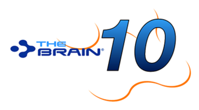 TheBrain 10 released on 29.10.2018
