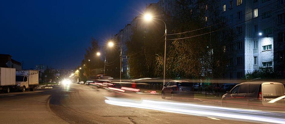 «Светосервис-Электросталь» преображает наружное освещение Электростали
