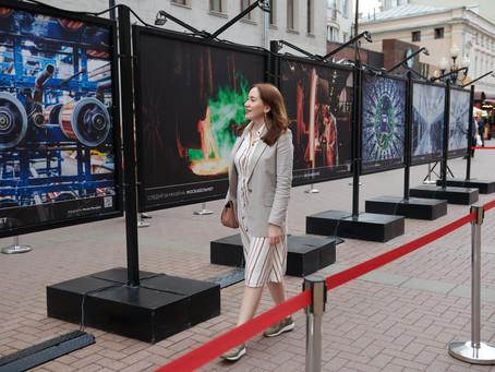Промышленность — это красиво! «Москабельмет» — герой необычной фотовыставки