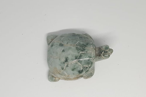 Tortue en Jade 51mm