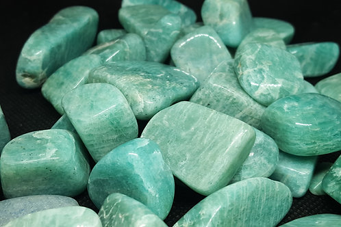 Amazonite ( moyenne ) 35-50mm