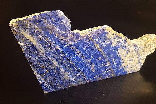 Lapis Lazuli plaque 9.5cm