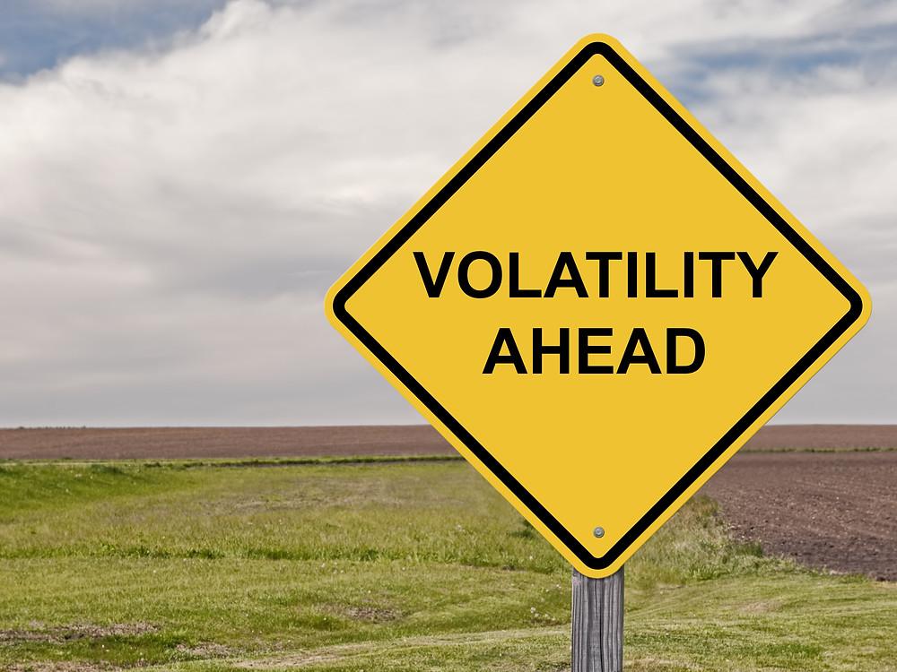 Retour de la volatilité