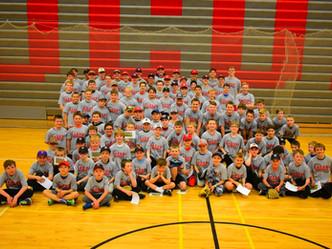 ROCORI Baseball's Annual Camp A Huge Success In 2019