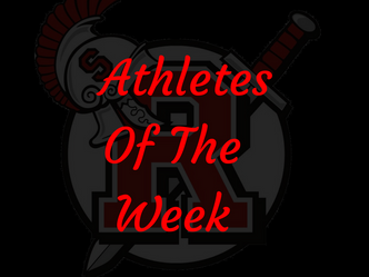 Athletes Of The Week (April 17-21)