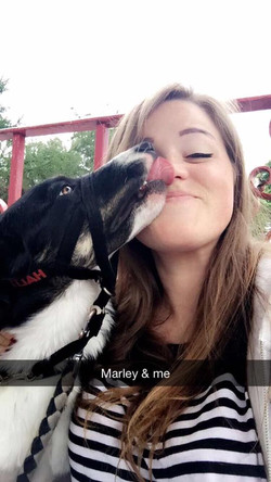 Kisses from Marley