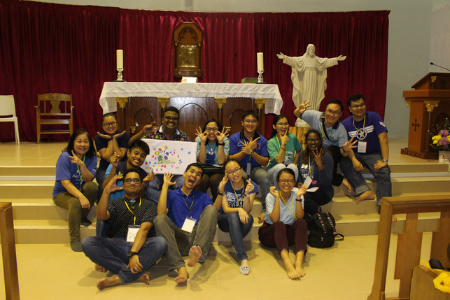 Penang Diocesan Campus Student Day's Committee