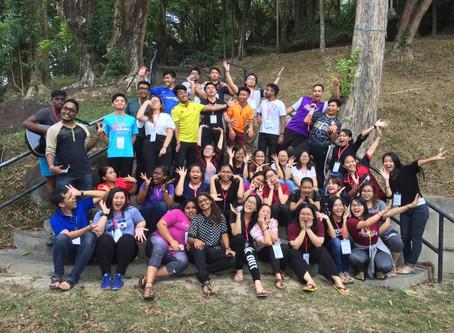"""""""Salt & Light"""" Leadership Camp 2019"""