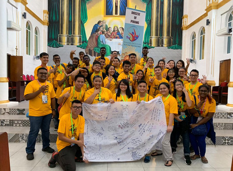 Malaysian Catholic Campus Student Day 3 (MCCSD3)