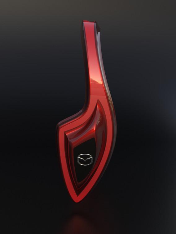 słuchawki mazda design