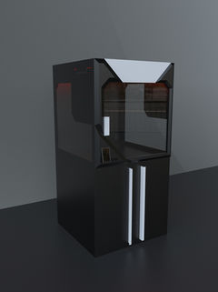 OBUDOWA DRUKARKI 3D