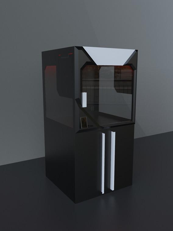 drukarka 3d gence