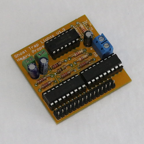 Ghost Trap Electronics Kit