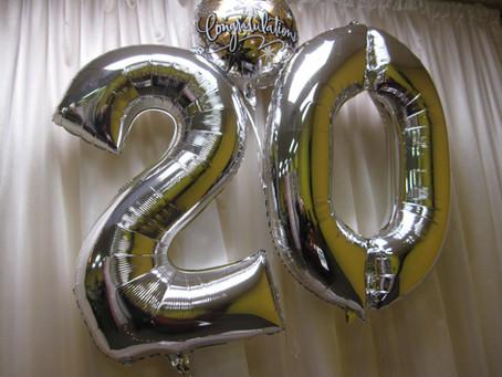 Scenicsource Turns 20