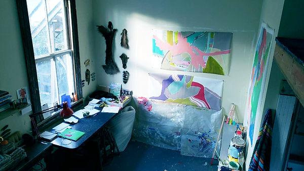 Aquarium Gallery artist residency