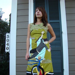 Pot Hole Dress 2009