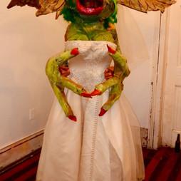 Gremlin Bride, Mardi Gras Costume 2015