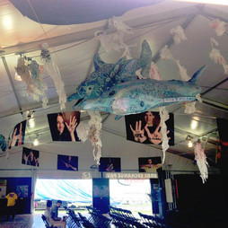 enDangered waters, 2016 Cultural Exchange Pavilion at New Orleans Jazz and Heritage Festival