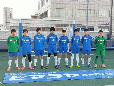 6年生 関東施設連盟フットサル選手権大会