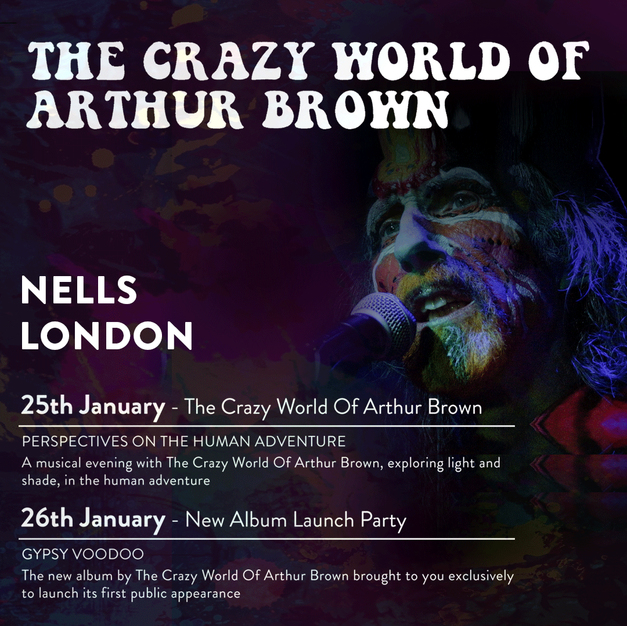 Crazy World Of Arthur Brown