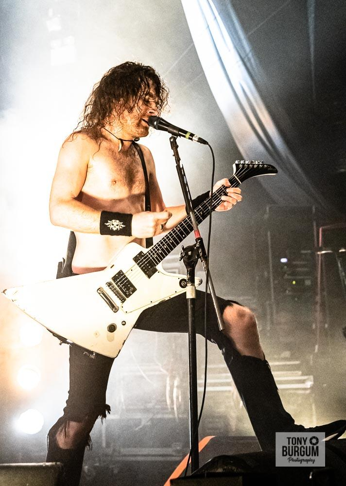 Airbourne at Newcastle O2-17-11-19-1277-