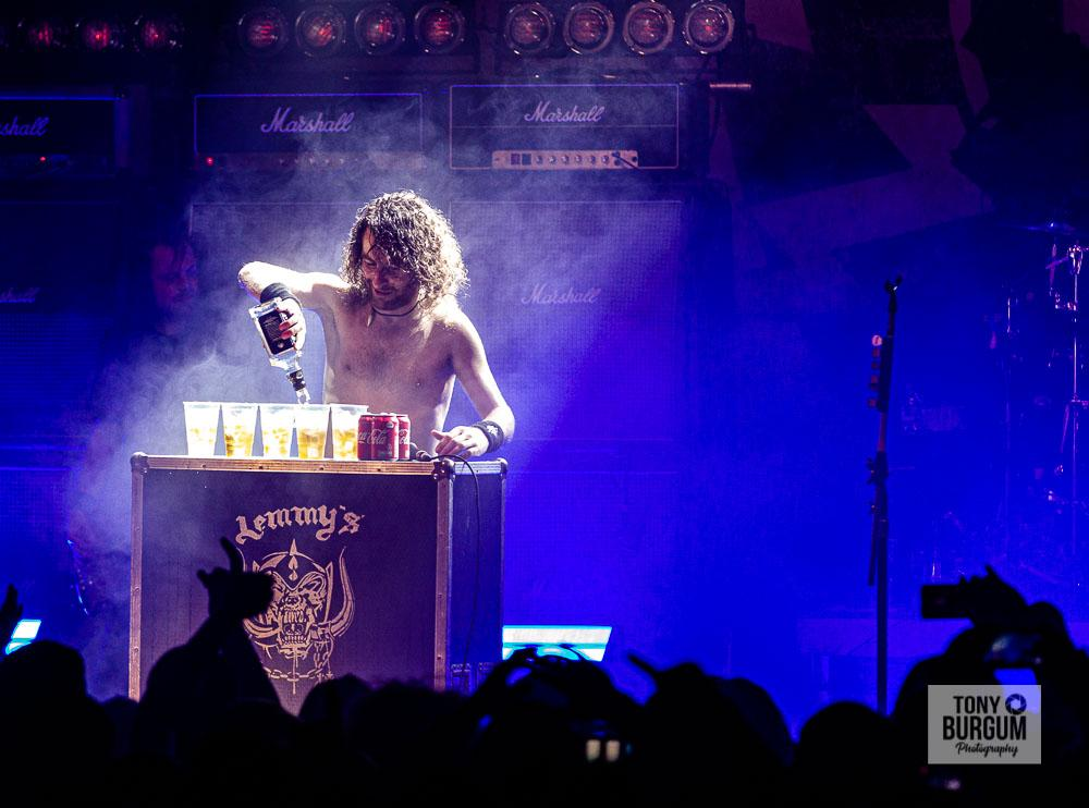Airbourne at Newcastle O2-17-11-19-013-T