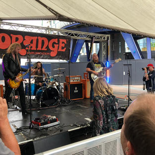 Stone Free Festival - Day Two