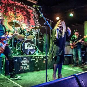 Vote Now - Best Blues Rock Performance 14/12/16