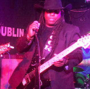 Dee Rock - The Dublin Castle + Brian Downey's Alive & Dangerous