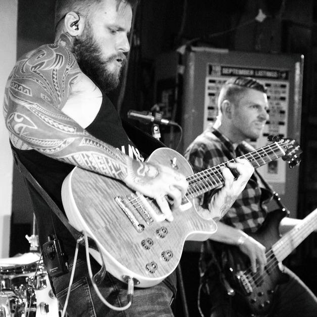 The Kris Barras Band + Matt Edwards