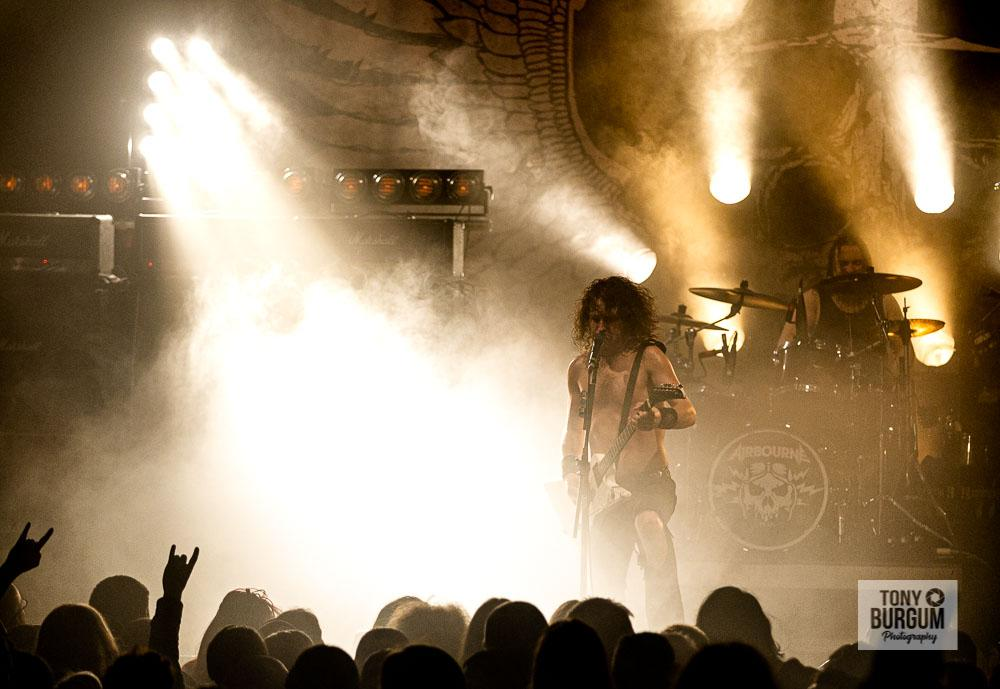 Airbourne at Newcastle O2-17-11-19-847-T