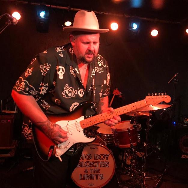 Big Boy Bloater & The LiMiTs + Jack J. Hutchinson