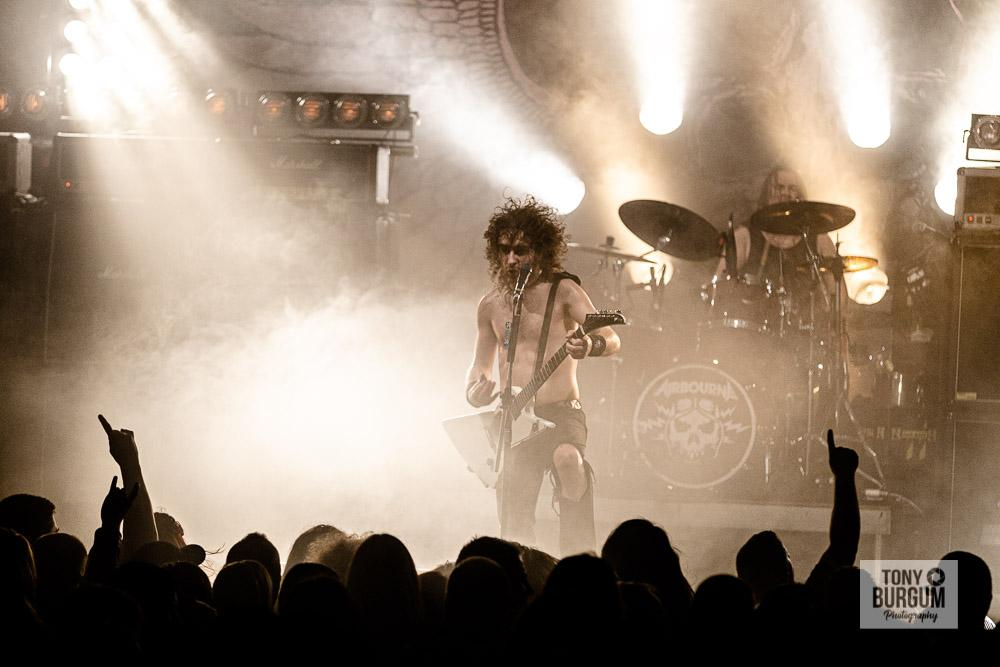 Airbourne at Newcastle O2-17-11-19-853-T