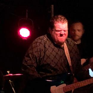 Danny Bryant + Steve Hill
