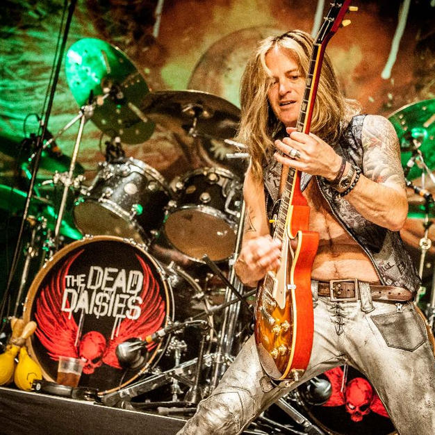 The Dead Daisies + Massive Wagons