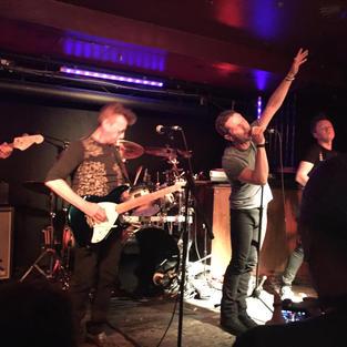 Snakecharmer + Rebecca Downes Band