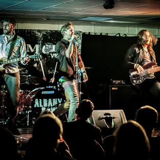 Albany Down + The Troy Redfern Band