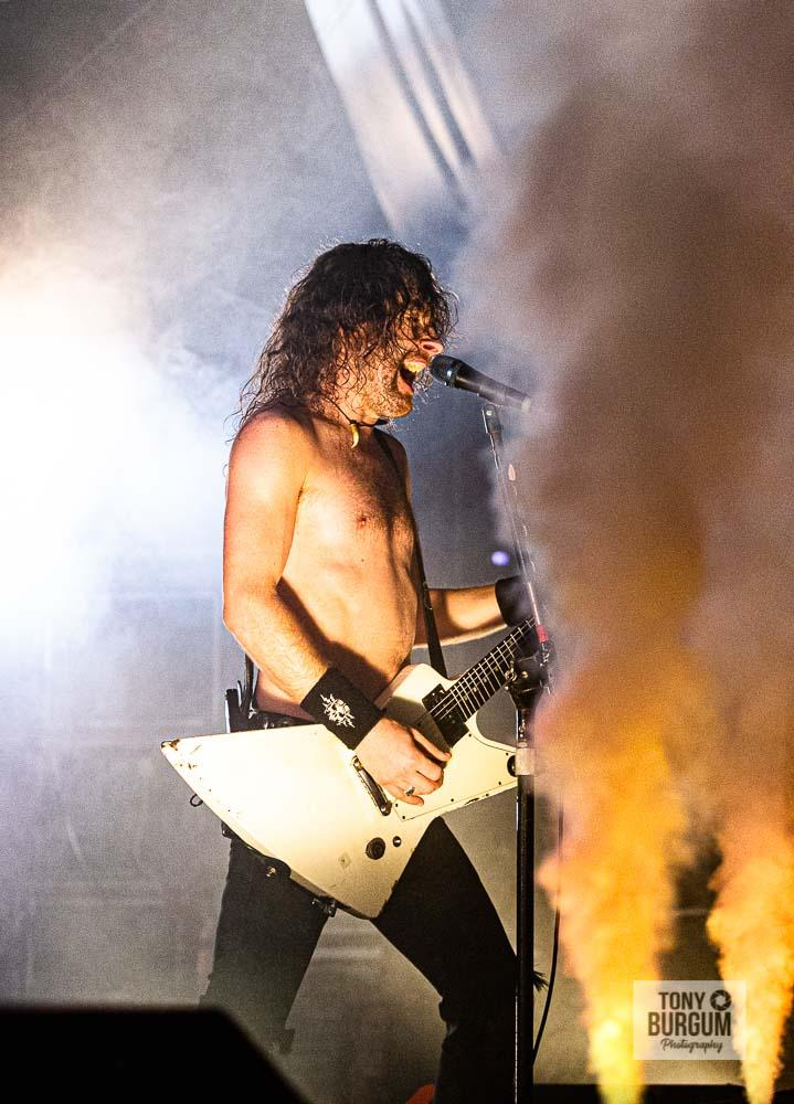 Airbourne at Newcastle O2-17-11-19-661-T